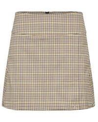Inwear 30104752 Jadziaiw Skirt Spectra Yellow - Bruin