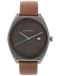 Esprit Watch Ur - Es1g056l0035 - Bruin