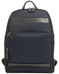Piquadro Backpack Ca4624S100 - Blu