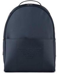 Emporio Armani Backpack - Blauw