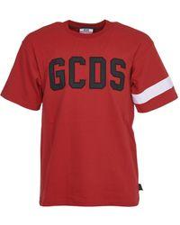 Gcds Polo shirt - Rouge
