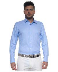 Canali Shirt - Blauw