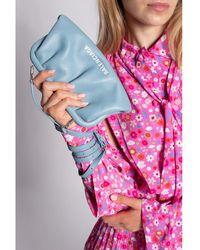 Balenciaga Cloud Xs Shoulder Bag - Blauw