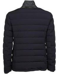 Moorer Coat Negro