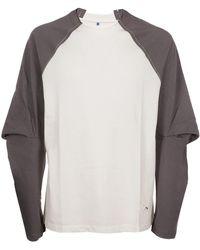 ADER error T-shirt - Grijs