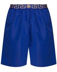 Versace Board Shorts - Blauw