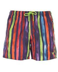 EA7 211740 1p440 Shorts - Rood
