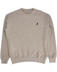 Kangol Springdale Sweatshirt - Naturel
