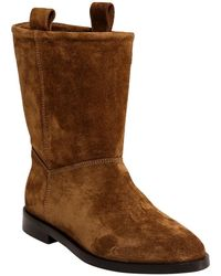Closed Ankle Boots C9951488T22 Marrón