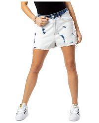 Desigual Shorts - Wit