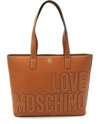 Love Moschino - Jc4174Pp1D Hand Bag - Lyst