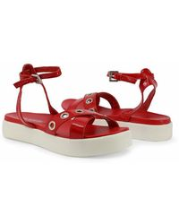 Marina Yachting Sandals Liutea181W632145 Rojo