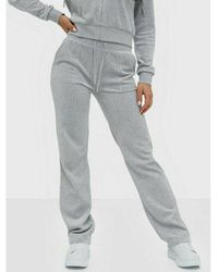 Juicy Couture Trouser Del Ray Classic Gris