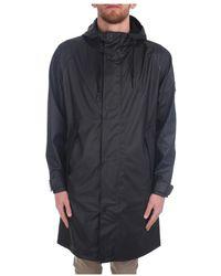 Stutterheim Raincoat - Zwart