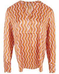 Herzen's Blouse 25203-6187 - Arancione