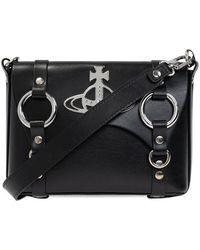 Vivienne Westwood Shoulder Bag - Zwart