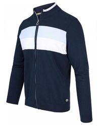 BLUE INDUSTRY Vest - Blauw