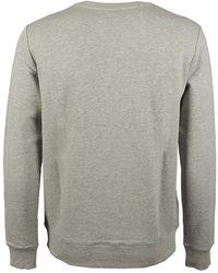 Guess - Sweatshirt Gris - Lyst