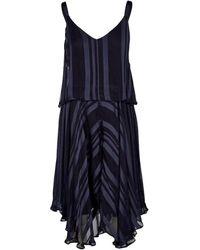 NÜ 6020 dress - Bleu