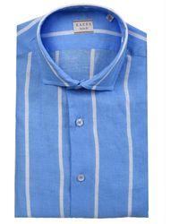 Xacus Shirt - Blu