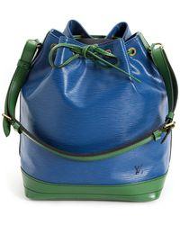 Louis Vuitton Seau epi - Bleu