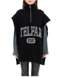 Telfar Pullover - Zwart