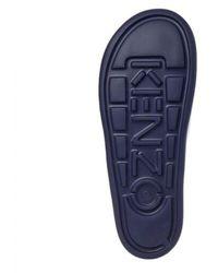 KENZO Slide - Bleu