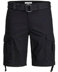 Jack & Jones Bermuda Shorts - Zwart