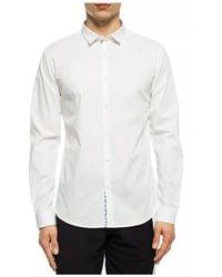 Iceberg Fitted shirt Blanco