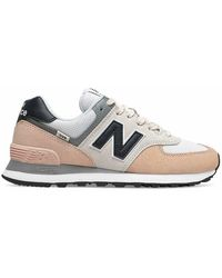 New Balance Wl574 - Roze