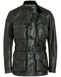 Belstaff Coats - Zwart