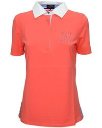 Paul & Shark Polo shirt - Rouge