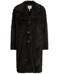 Object Charlott Coat 110 - Zwart