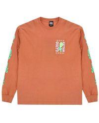 Obey The Rhythm Sweatshirt - Oranje