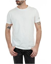 Replay T-shirt - Wit