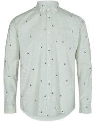 Minimum Jay 2.0 Shirt - Naturel