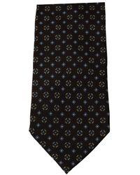 Dolce & Gabbana - Baroque Print Classic Necktie Tie - Lyst