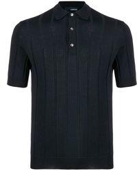 Lardini T-shirt - Blauw