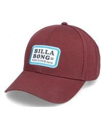 Billabong Gorra - Rood