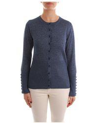 Marella Distel knitwear - Bleu