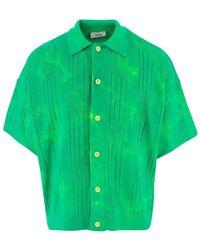 Gcds Polo Shirt - Vert