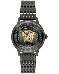 Versace Medusa Icon Vez200521 Watch - Zwart