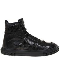 Giuseppe Zanotti - High Sneakers - Lyst