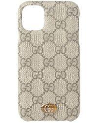 Gucci Ophidia Iphone 11 Case - Bruin