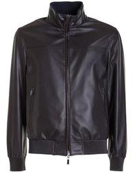 Brioni Reversible Jacket - Bruin
