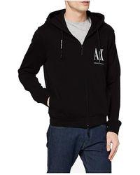 Armani Exchange Sweater - Zwart