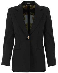 Versace Blazer - Zwart