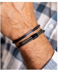 Pig & Hen Bracelet P32-Ss21-253000 - Schwarz