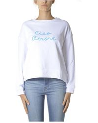 Giada Benincasa Sweater - Blanc