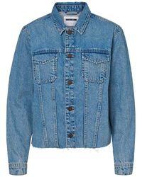 Noisy May Jacke Jeans - Blauw